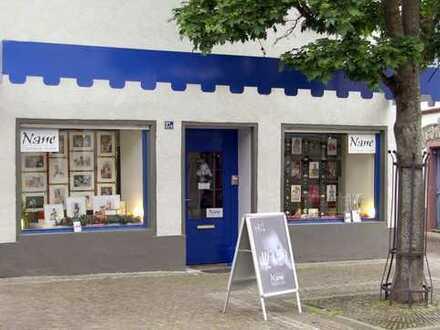 Ladengeschäft mit Flair in Durlach