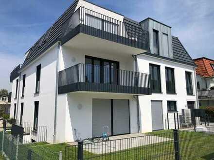 Neubau! Provisionsfreie wunderschöne 4 Zimmerwohnung in bester Lage von Bad Vilbel