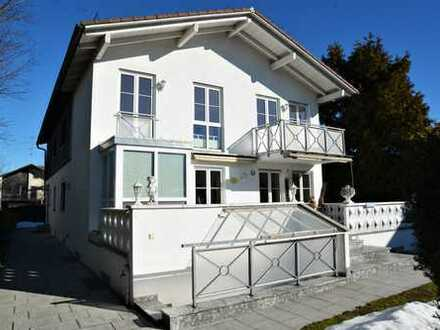 München Ramersdorf/Perlach: Helle und großzügige 4-Zimmer Wohnung in 2-Familienhaus
