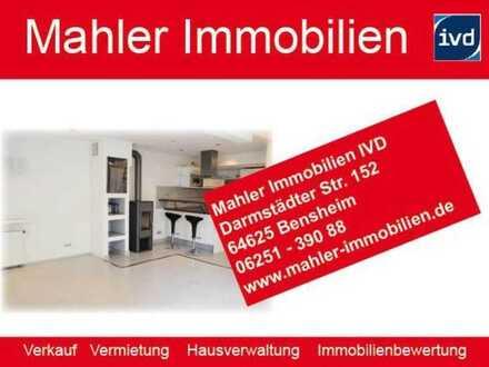 Schicke Maisonettewohnung mit Dachterrasse in Bensheim