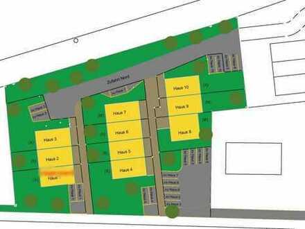 Baugrundstück für 10 Häuser