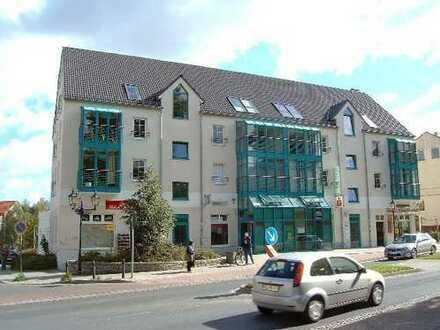 Ehemalige Sparkassenfiliale Wriezener Straße in der Kurstadt Bad Freienwalde