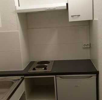 Helles Zimmer mit Dusche/WC und Kochnische