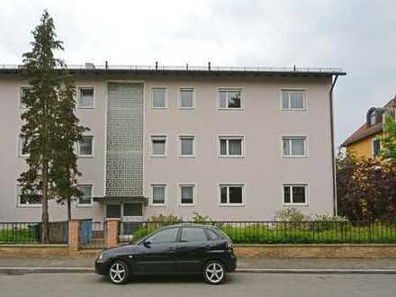 Lichtdurchflutete Wohnung in gepflegten Mehrfamilienhaus!