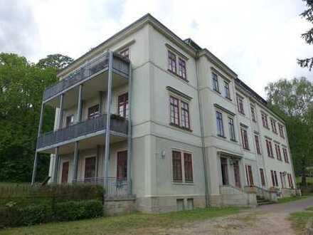 Sanierte 5-Zimmerwohnung mit Terrasse und Gartennutzung in Radebeuler Bestlage