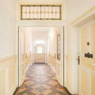 Perfekte 4-Zimmer-Altbauwohnung in der schönen Au