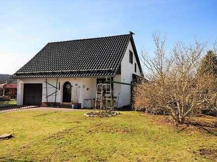 Freistehendes Einfamilienhaus in sonniger, ruhiger Lage!
