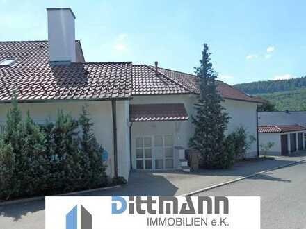 3,5-Zimmer Maisonette-Wohnung mit Balkon und separatem Zugang in Ebingen