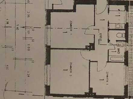 Gepflegte 3-Zimmer-Wohnung mit Nutzung der Dachterrasse in Bonn