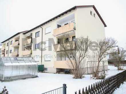Tolle Lage und gemütliche Räume: Helle 3-Zi.-ETW mit Balkon und viel Gestaltungspotenzial