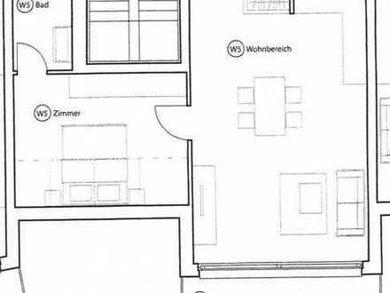 Neuwertige 2,5-Zimmer-Wohnung mit Balkon und Einbauküche in Uhingen