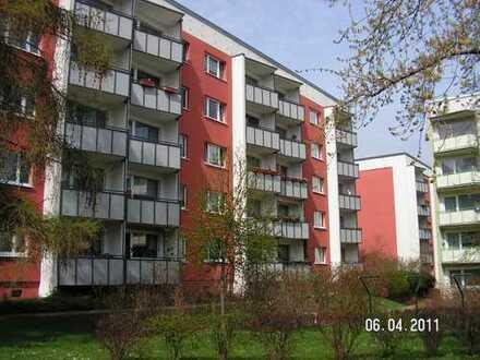 2-Raum-Wohnung mit Balkon im Westviertel