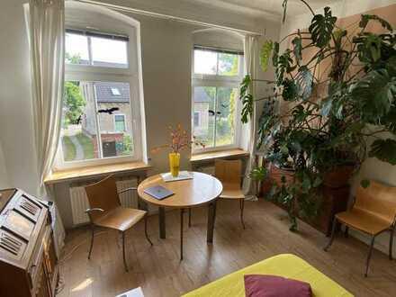 Geräumige 1-Zimmer-Wohnung mit Klimaanlage an der Spree in Grünheide (Mark)