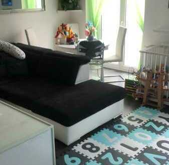 Vollständig renovierte 2-Zimmer-Wohnung mit Balkon und Einbauküche in Landsberg am Lech