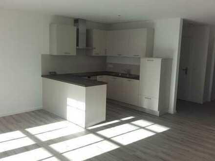 Neuwertige 2-Zimmer-EG-Wohnung mit Terrasse und Einbauküche in Dießen am Ammersee