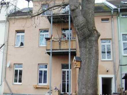 Dreifamilien-Reihenhaus in der Vogtland-Hauptstadt