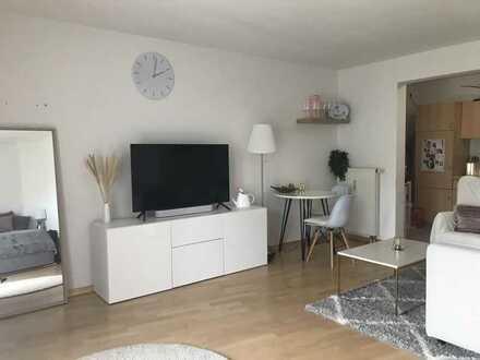 Charmante 1- Garten-Zimmer- Wohnung in Krailling