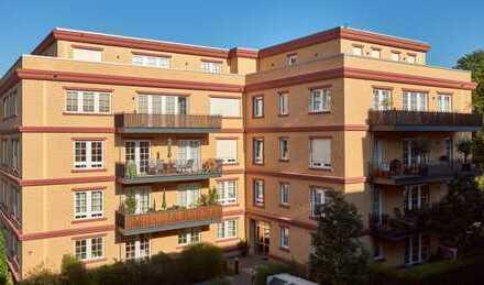 Sehr gehobene 2-Zimmer-Terrassen-Wohnung mit sehr großer Süd-Terrasse in begehrtem Quartier