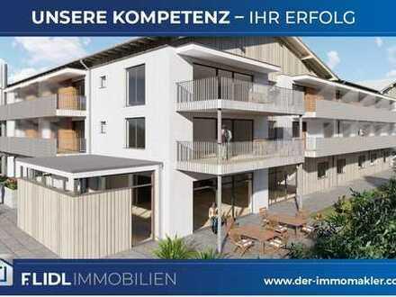Hebertsfelden betreutes Wohnen - Wohnungen in seniorengerchter Bauweise
