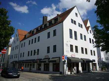 Büroräume Ingolstadt City, teilmöbliert