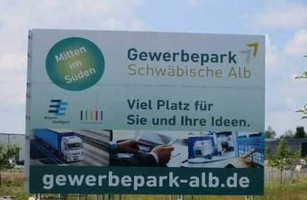 Gewerbepark Schwäbische Alb - PROVISIONSFREI !!!