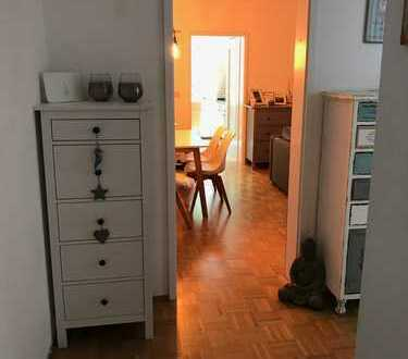 RESERVIERT - Schöne 2 Zi-Wohnung mit Süd-Loggia