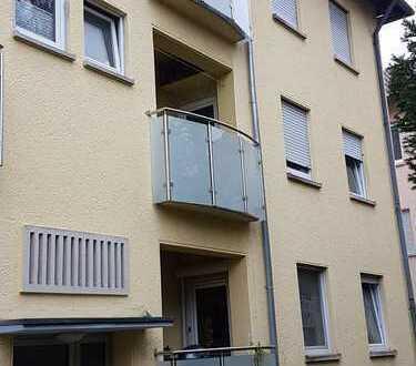 3-Zimmer-Wohnung mit Balkon in begehrter Oberkämmerer Lage