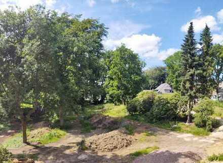 Zwei Baugrundstücke in Bestlage am Hang in Schönebeck