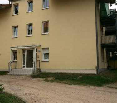 2-Raum-Wohnung in NB - Küssow