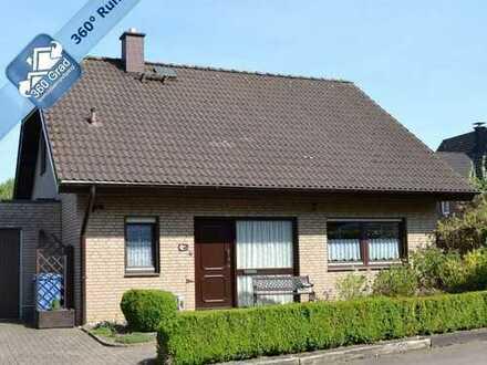 Gemütliches Einfamilienhaus in Heiden mit tollem Garten