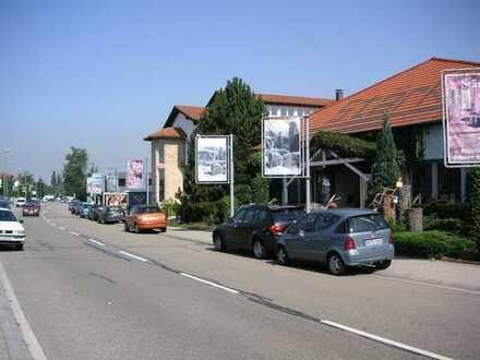 Wohn-und Geschäftshaus in Oggersheim