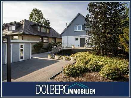Direkt Einziehen! Modernisiertes Einfamilienhaus mit tollem Garten in ruhiger Lage von HH-Lurup