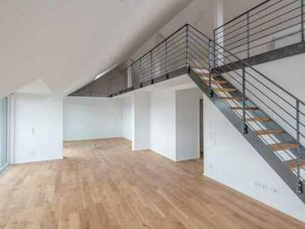 Exklusive & repräsentative Maisonette-Wohnung mit Terrasse / See- und Bergsicht / Erstbezug