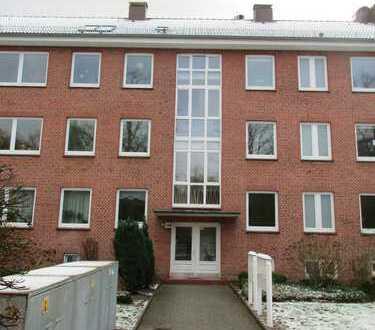 3-Zimmer-Wohnung mit Balkon in Alsterdorf, Hamburg