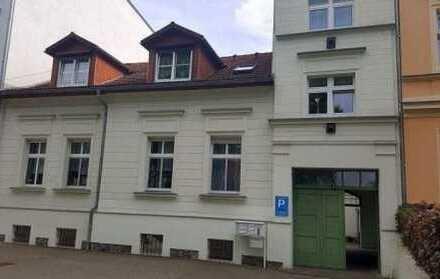 Preiswerte, sanierte 3-Zimmer-Wohnung mit Einbauküche in Angermünde