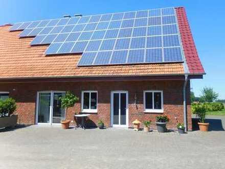 Moderne Erdgeschoßwohnung in der Bauernschaft von Heek-Ahle