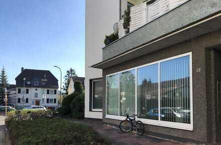 Haus & Grund Immobilien GmbH- Repr. Büro/Ladenlokal HD-Neuenheim Nähe Neuenheimer Feld