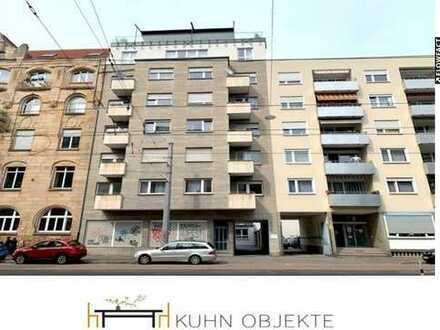 Schöne ruhige 2 Zi-Wohnung mit Balkon und Aufzug