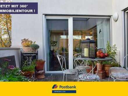 Großzügiges, lichtdurchflutetes Penthouse mit zwei Dachterrassen im Nordwesten von Frankfurt