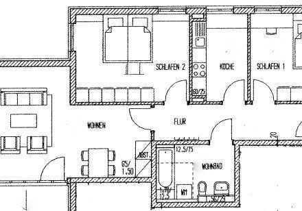 PROVISIONFREI*** 3-Zi-Wohnung mit Balkon in Taufkirchen