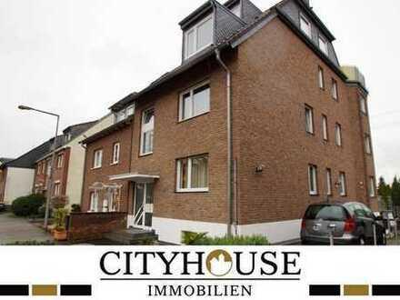 CITYHOUSE: TOP gepflegtes Mehrfamilienhaus mit 4 Wohnungen, Terrassen, Balkone, Garten, Stellplätze