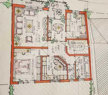 Sanierte 3-Zimmer-Wohnung mit Balkon und EBK in Tauberbischofsheim