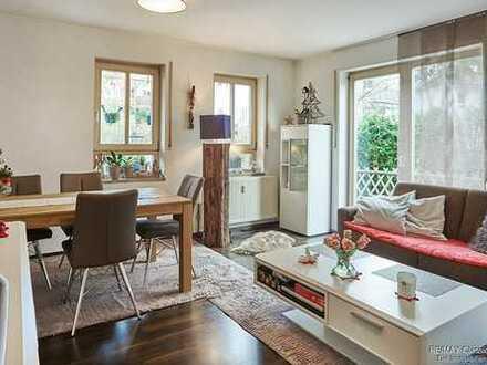 Schöne, ruhige 2 Zimmer Wohnung mit Terrasse in Hohen Neuendorf- Diese Wohnung werden Sie lieben!