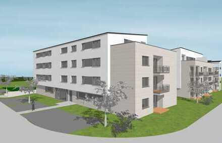 Mietwohnungen: Neubauprojekt in der Otto-Hahn-Straße in Ehingen