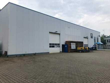 Modern ausgestattete Lagerhalle inklusive Bürofläche | 2.351 m² Freifläche