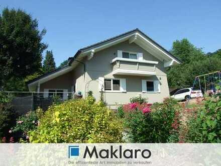++ Großzügiges Einfamilienhaus mit großer Sonnenterrasse, Balkon und Sauna ++
