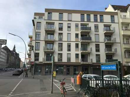 TOP moderne 2 Zi-Wohnung 46 m2 im 3. OG, Balkon, Lift, Erstbezug