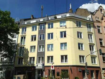 Provisionsfreie Wohnung im Trendviertel Pempelfort, 2 Zimmer, Balkon, EBK