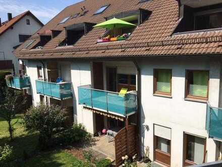 Gemütliche 1 Zimmer-Mietwohnung in begehrter Lage von Pfullingen