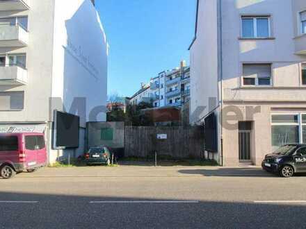 Baugrundstück für MFH oder WGH in attraktiver Innenstadtlage von Pirmasens